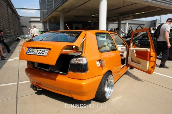 VW GOLF III (1H1) 02-1996 von orange - Bild 344354