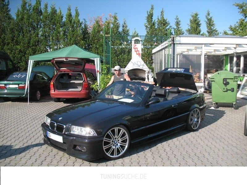 BMW 3 Cabriolet (E36) 318 i  Bild 344395