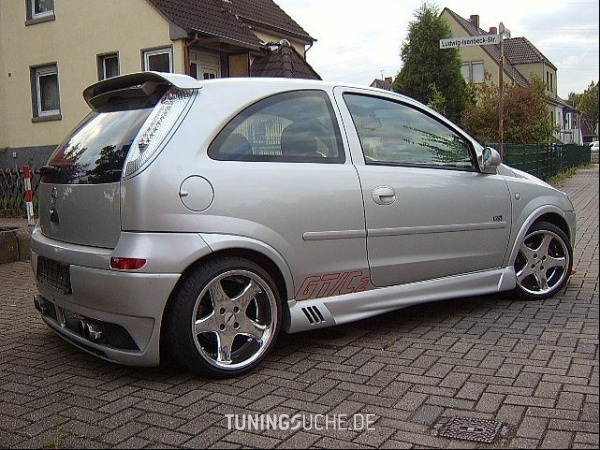Opel CORSA C (F08, F68) 01-2002 von lummacorsa - Bild 336333