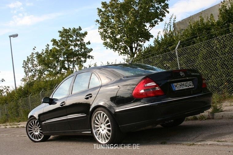 Mercedes Benz E-KLASSE (W211) E 320 CDI Avantgarde Bild 345910