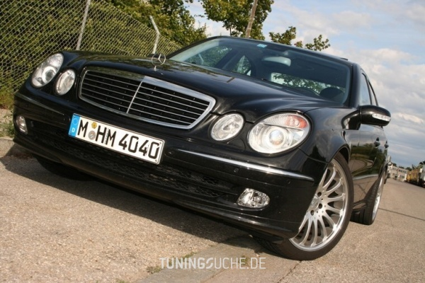 Mercedes Benz E-KLASSE (W211) 05-2004 von turbo666 - Bild 345912