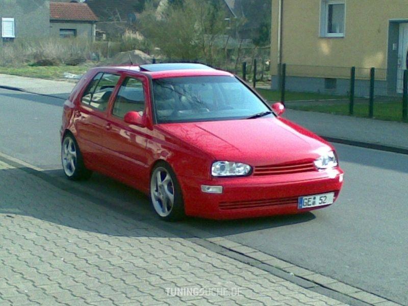 VW GOLF III (1H1) 2.0 GTI 16V Golf 3 GTi Bild 346968