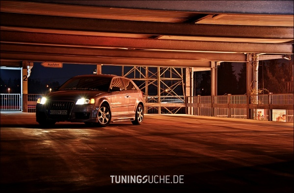 Audi A3 (8P1) 03-2005 von Oscar81 - Bild 347196