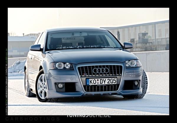 Audi A3 (8P1) 03-2005 von Oscar81 - Bild 347199