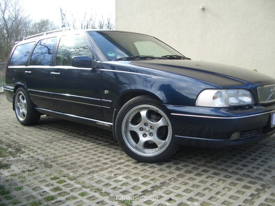 Volvo V70 I Kombi (P80) 2.5 Turbo AWD  Bild 347201