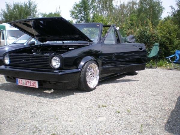VW GOLF I Cabriolet (155) 03-1982 von tobes - Bild 347735