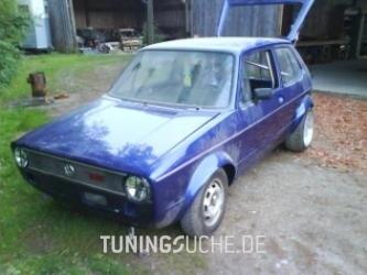 VW GOLF I (17) 1.8 GTI golf 1 g60  Bild 348191