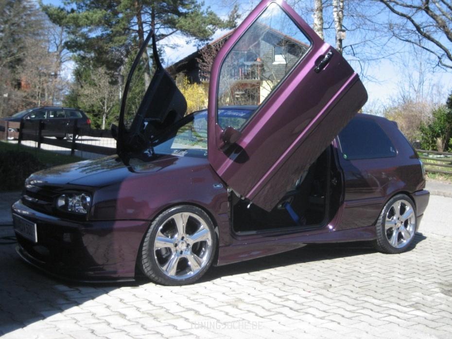 VW GOLF III (1H1) 1.9 TDI Bon Jovi Bild 348509