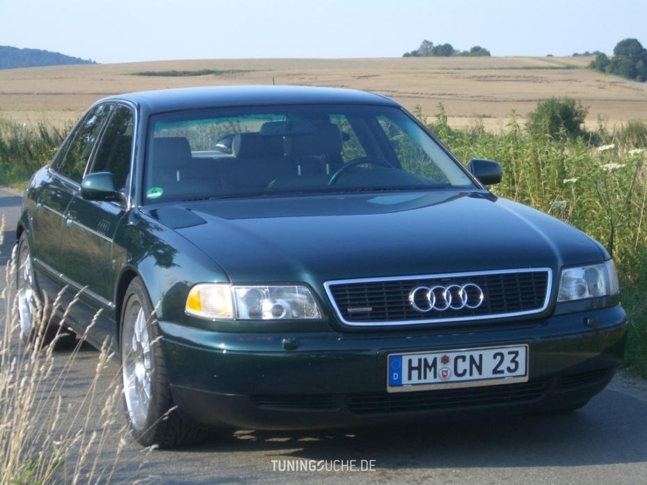 Audi A8 (4D2, 4D8) 3.7  quattro  Bild 339453