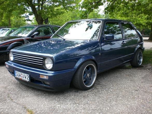 VW GOLF II (19E, 1G1) 12-1990 von TUNINGFREAK - Bild 349305