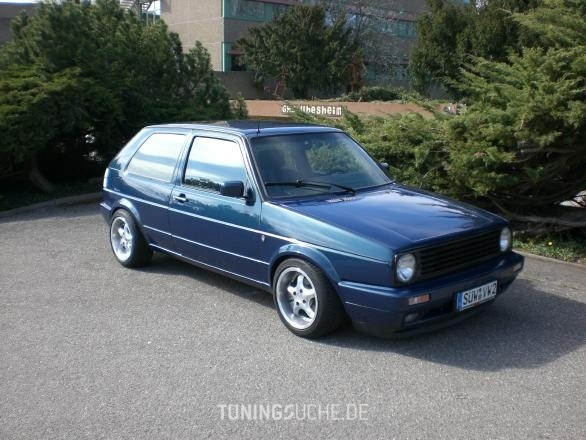VW GOLF II (19E, 1G1) 12-1990 von TUNINGFREAK - Bild 349307