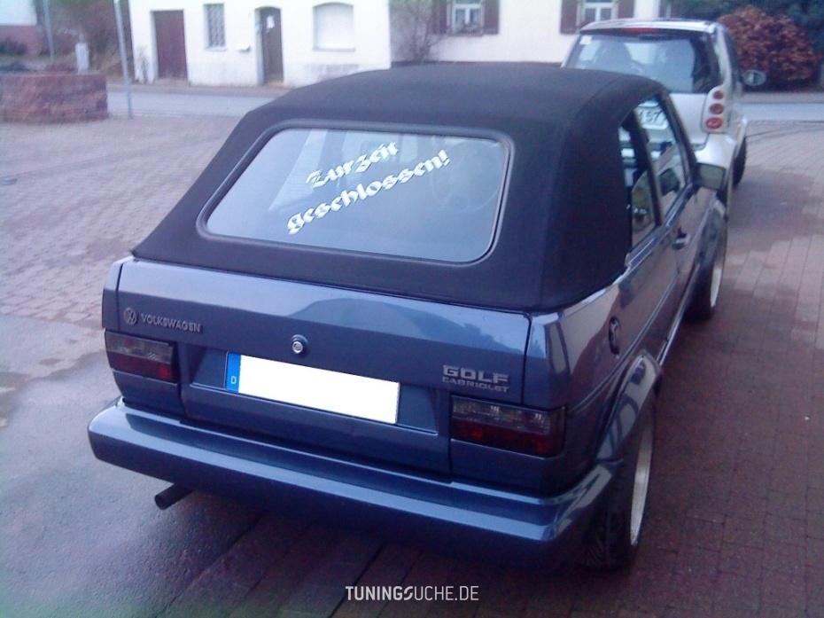 VW GOLF I Cabriolet (155) 1.8  Bild 352104