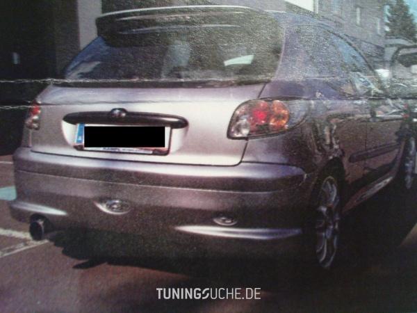 Peugeot 206 Schrägheck (2A/C) 01-2001 von Funki - Bild 352454