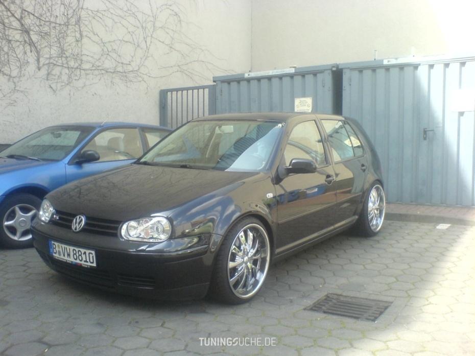 VW GOLF IV (1J1) 2.3 V5 GTI Highline Bild 352755