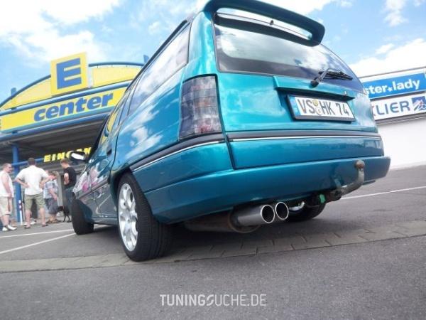 Opel ASTRA F Caravan (51, 52) 01-1995 von Bea - Bild 356925