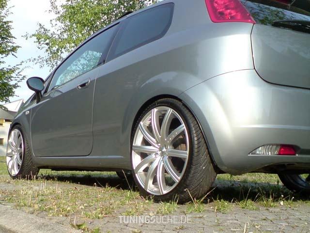 Fiat GRANDE PUNTO (199) 1.3 D Multijet Emotion Bild 357981