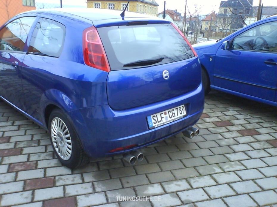 Fiat GRANDE PUNTO (199) 1.4 Dynamic Bild 357985