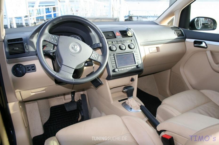 VW TOURAN (1T1, 1T2) 2.0 TDI HIGHLINE Bild 358891