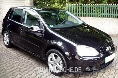VW GOLF V (1K1) 2.0 TDI United Bild 359107