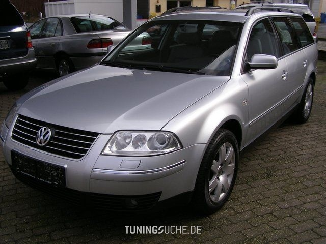 VW PASSAT Variant (3B6) 2.8  4motion Highline Bild 361839