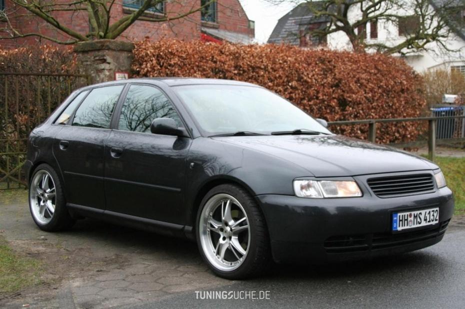 Audi A3 (8L1) 1.8 8L Bild 364518