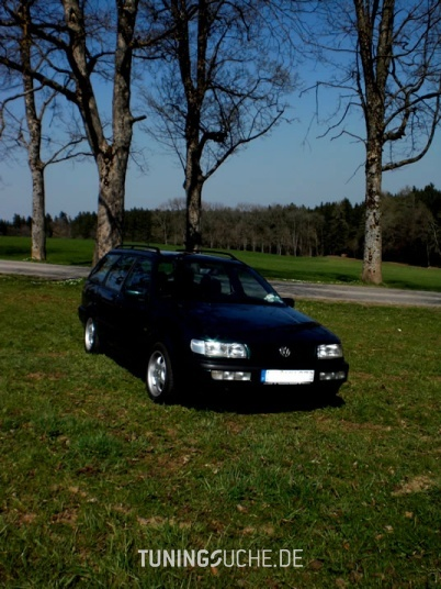 VW PASSAT (3A2, 35I) 07-1996 von Magggae - Bild 370828