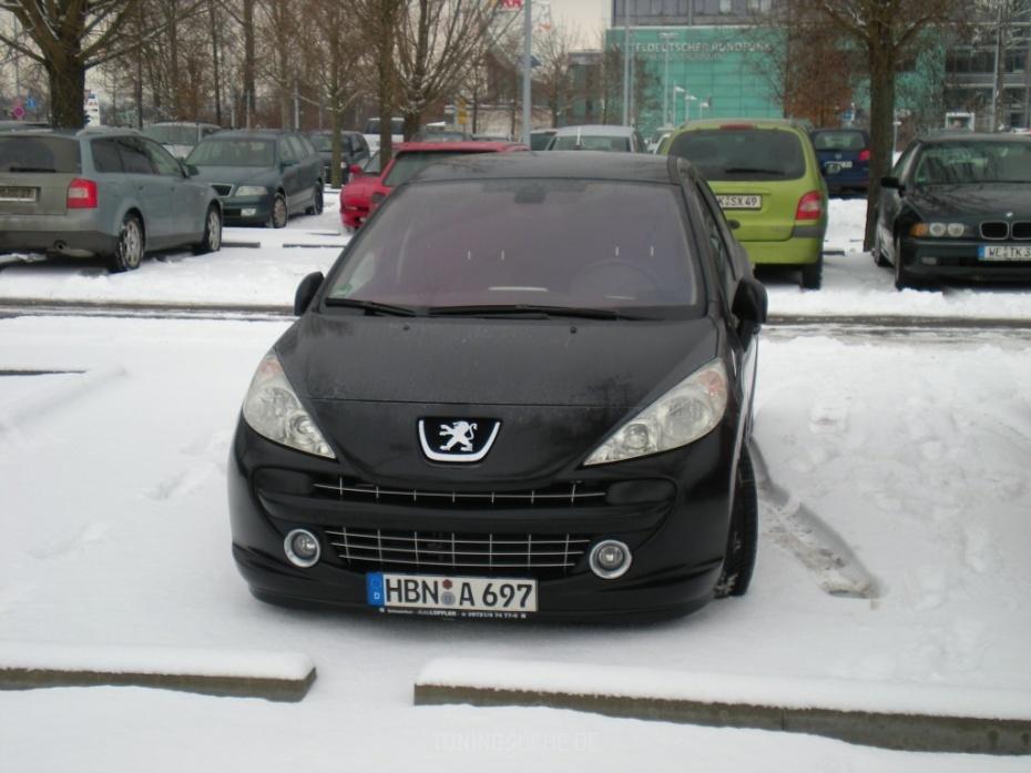Peugeot 207 (WA, WC) 1.6 16V VTi Sport Bild 372728