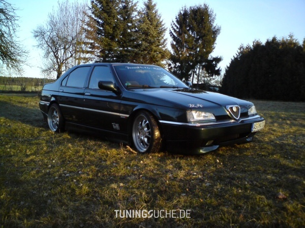 Alfa Romeo 164 (164) 07-1996 von Mehrlin - Bild 372826