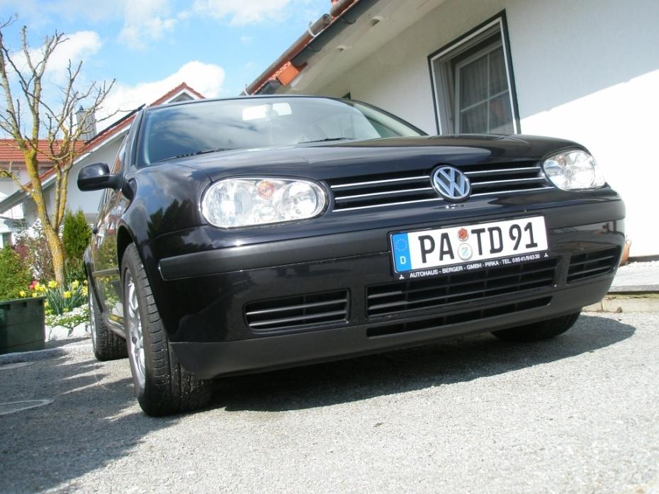 VW GOLF IV (1J1) 1.4 16V Edition Bild 372842