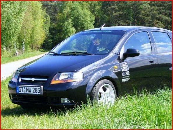 Chevrolet KALOS 1.4 16V SX Sunshine Bild 380045