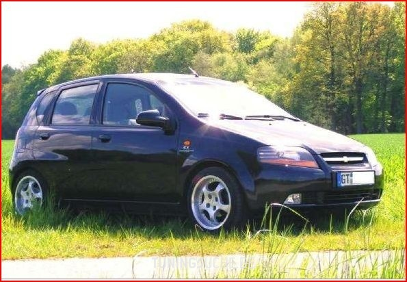 Chevrolet KALOS 08-2005 von SilentBob1404 - Bild 380047