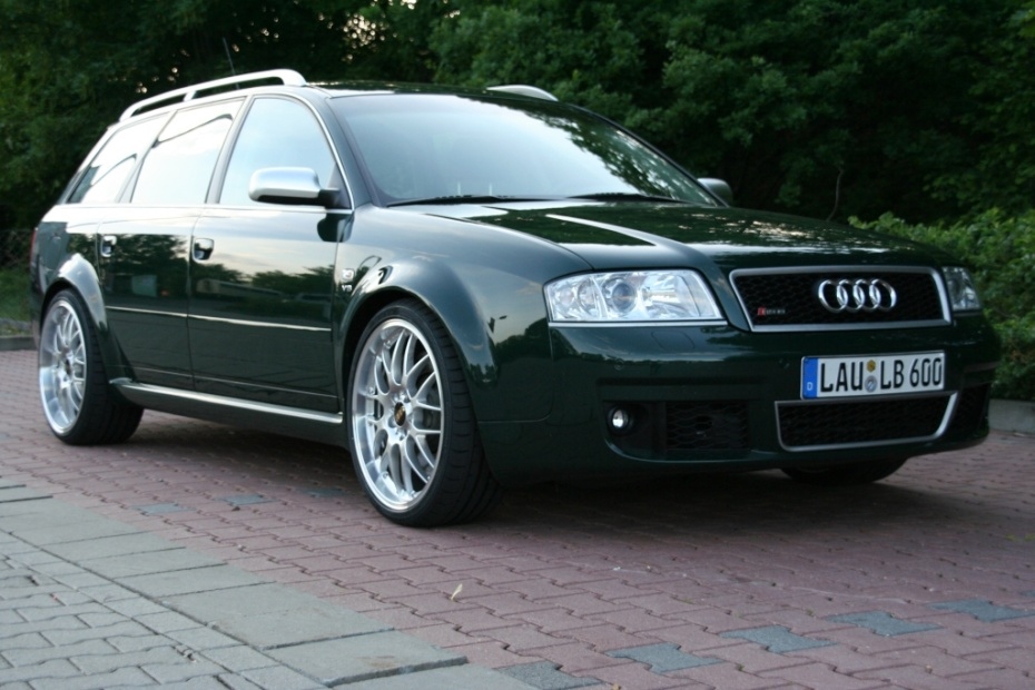 audi a6 rs6 rs6 avant bj 2004 von babsi nr 354866. Black Bedroom Furniture Sets. Home Design Ideas
