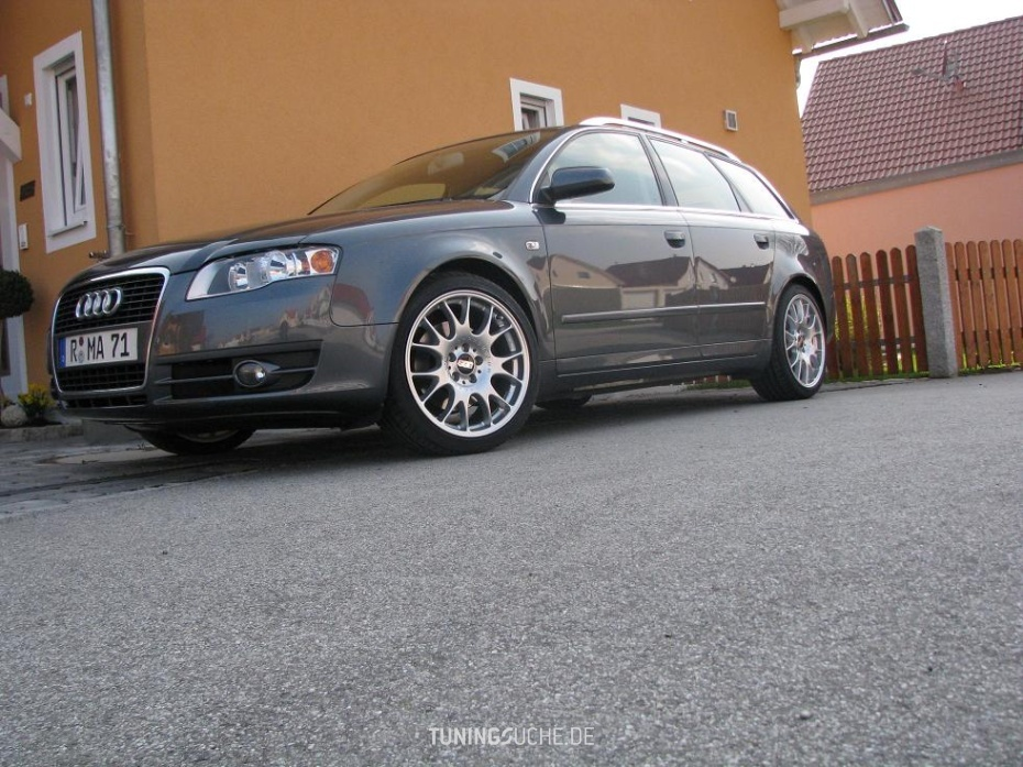 Audi A4 Avant (8ED) 1.8 T Keine Bild 384490