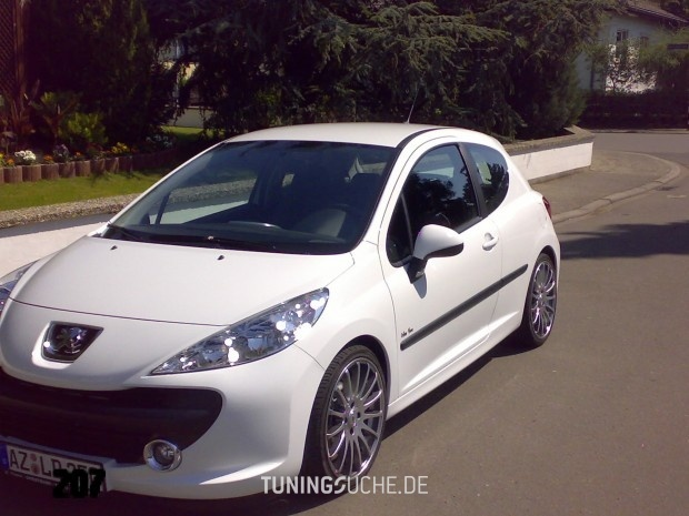 Peugeot 207 (WA, WC) 1.4 16V  Bild 387967