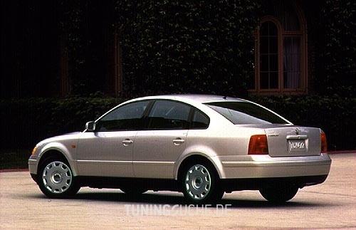 VW PASSAT (3B3) 1.9 TDI Limo Bild 390564