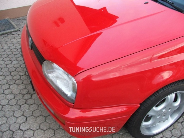 VW GOLF III (1H1) 04-1995 von Redfire - Bild 24071