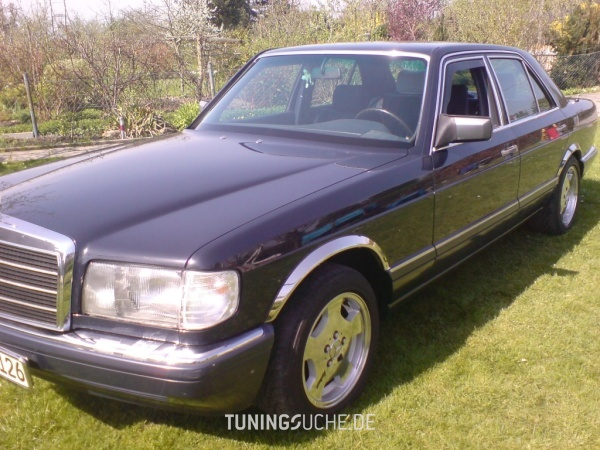 Mercedes Benz S-KLASSE (W126) 02-1991 von otrixde - Bild 395564