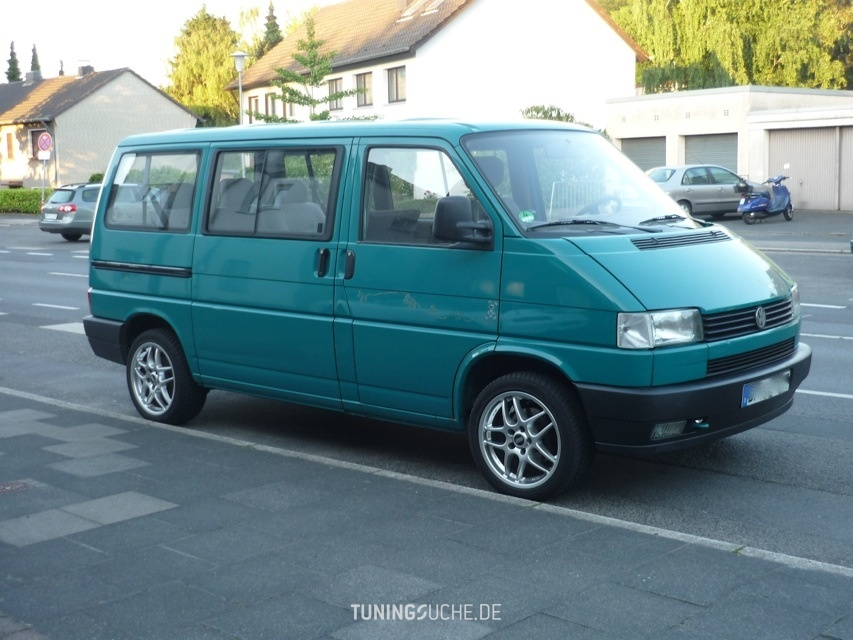 VW TRANSPORTER T4 Bus (70XB, 70XC, 7DB, 7DW) 2.5 Multivan Bild 402166