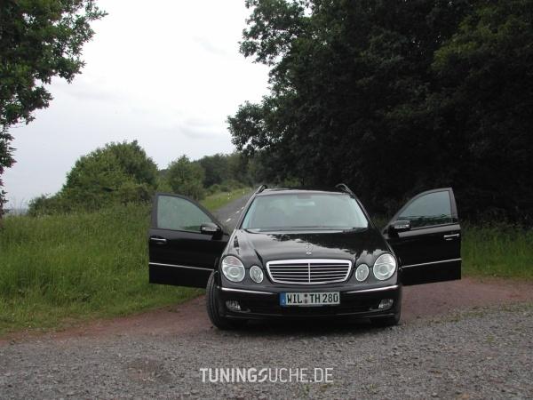 Mercedes Benz E-KLASSE Kombi (S211) 09-2003 von foodfreak - Bild 405641