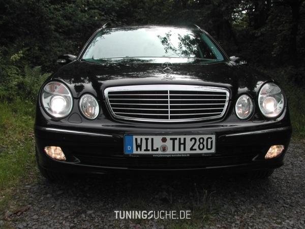 Mercedes Benz E-KLASSE Kombi (S211) 09-2003 von foodfreak - Bild 405643