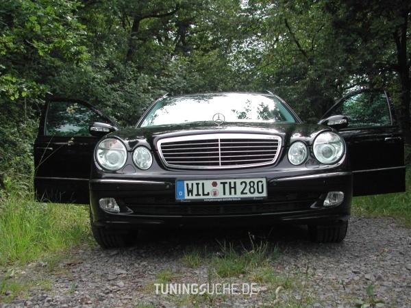 Mercedes Benz E-KLASSE Kombi (S211) 09-2003 von foodfreak - Bild 405645