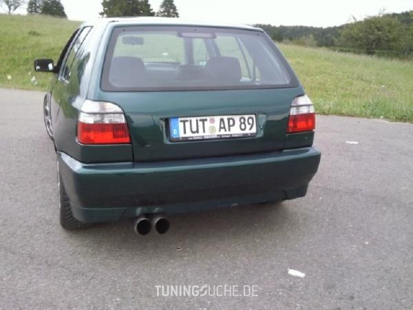 VW GOLF III (1H1) 07-1997 von LightningGreen - Bild 406697