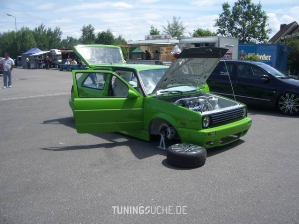 VW GOLF II (19E, 1G1) 01-1990 von laubfrosch107 - Bild 408628