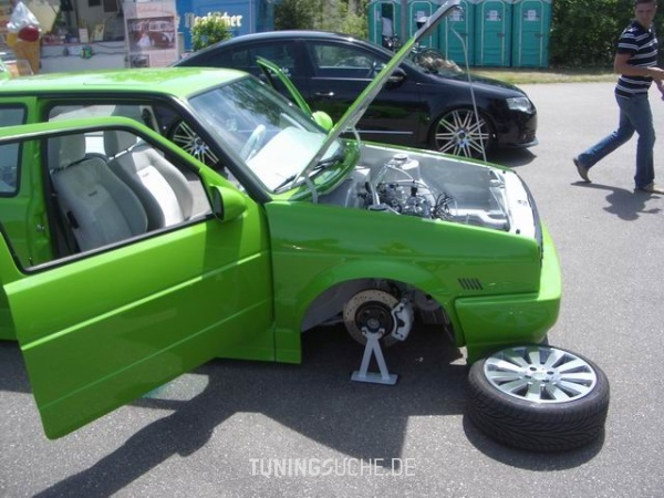 VW GOLF II (19E, 1G1) 01-1990 von laubfrosch107 - Bild 408629