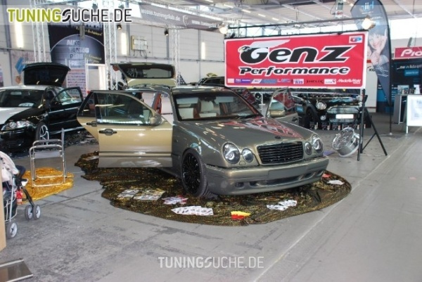 Mercedes Benz E-KLASSE (W210) 08-1997 von GenzPerformance - Bild 418100