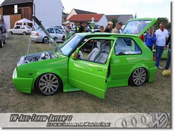 VW GOLF II (19E, 1G1) 01-1990 von laubfrosch107 - Bild 418423