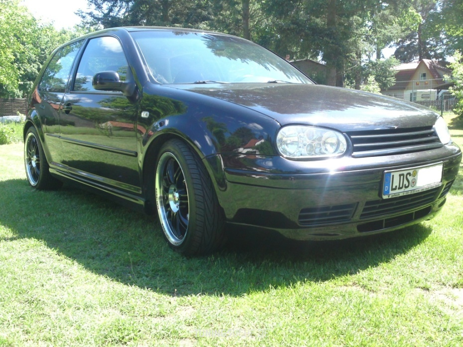 VW GOLF IV (1J1) 1.6  Bild 422636