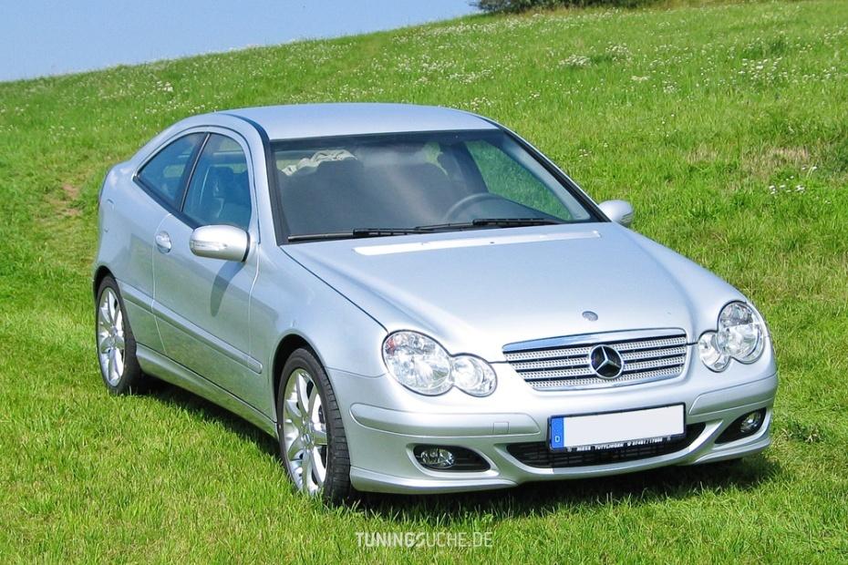 Mercedes Benz C-KLASSE Sportcoupe (CL203) C 180 Kompressor Sportcoupe / 203 CL Bild 27146
