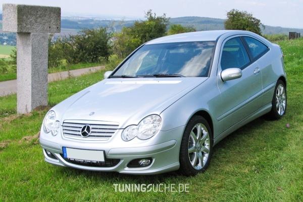 Mercedes Benz C-KLASSE Sportcoupe (CL203) 08-2004 von jayjay - Bild 27148