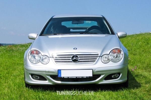 Mercedes Benz C-KLASSE Sportcoupe (CL203) 08-2004 von jayjay - Bild 27149